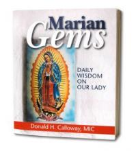 Marian Gems: Daily Wisdom on Our Lady