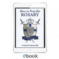 How to Pray the Rosary (eBook version)